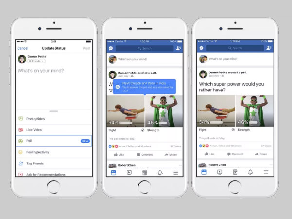 Facebook now introduces GIF-supported polls feature: How to use it