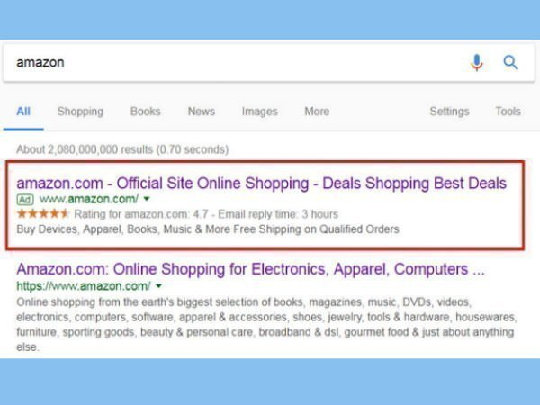 Hackers use fake Amazon website link for scamming consumers