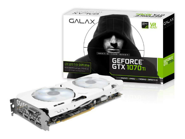 Galax launches two GTX 1070 Ti EX graphics cards for gamers in India