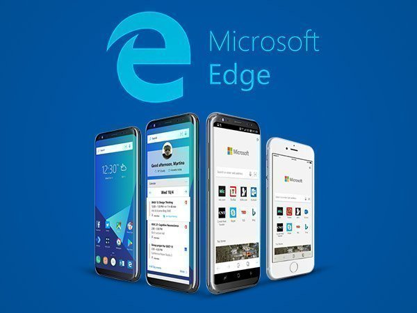 Get Microsoft Edge on your Android device