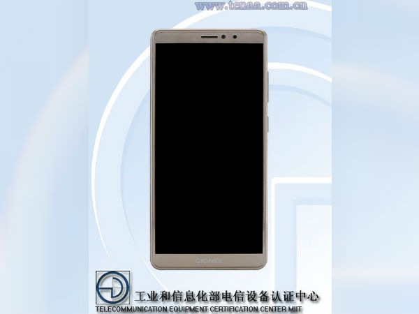 Gionee GN5006L spotted on TENAA; could be the Steel 3