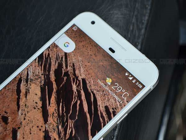 Google Pixel smartphones get smart battery features