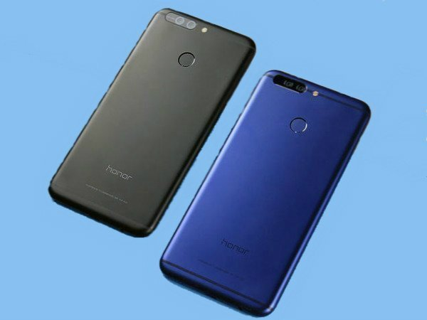 Honor V10 with 5.99-inch display, 16MP + 20MP dual rear cameras announced