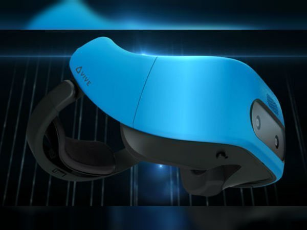 HTC launches standalone VR headset Vive Focus with 6DoF tracking