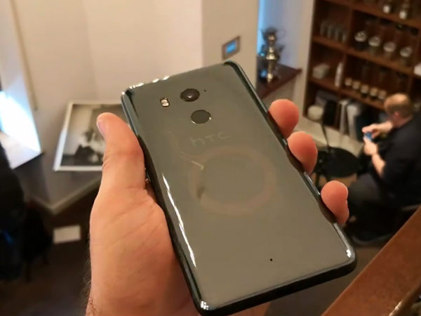 HTC U11 Plus, U11 Life spotted in hands-on video ahead of launch