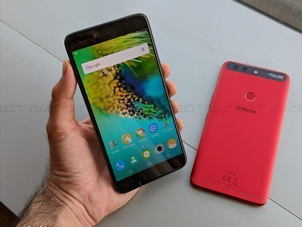 Infinix Zero 5 will go on sale for the first time at 12 PM today