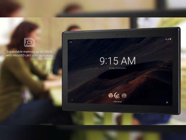 Lenovo Moto Tab with Snapdragon 625 to launch on November 17
