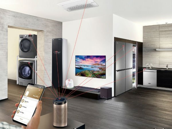 LG to bring its smart ecosystem solution to an apartment complex