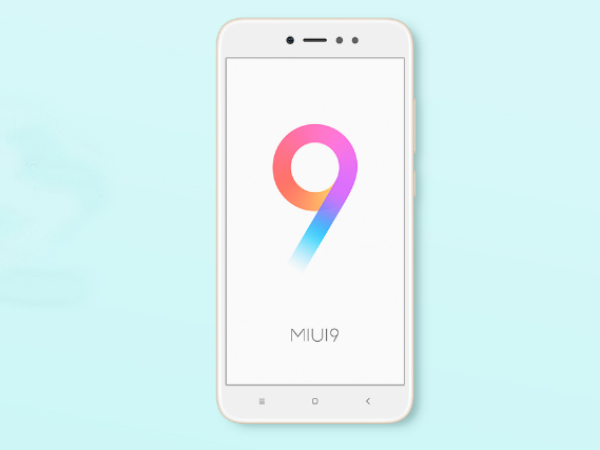 Xiaomi MIUI 9 stable version to roll out starting November 3 in India