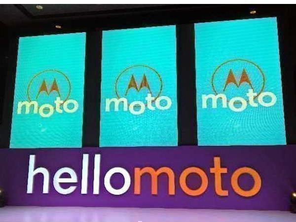 Motorola opens 3 exclusive Moto Hub stores in Kolkata