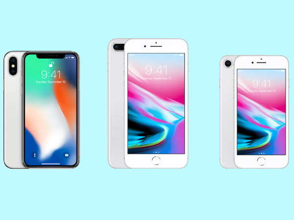 iPhone X outgrows iPhone 8 and iPhone 8 Plus sales