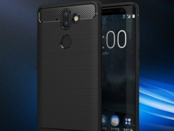 Nokia 9 dummy with custom cases hits the web once again