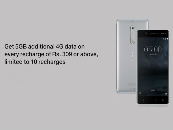 Reliance Jio partners with HMD Global to offer data benefits for Nokia 8 and Nokia 5 buyers