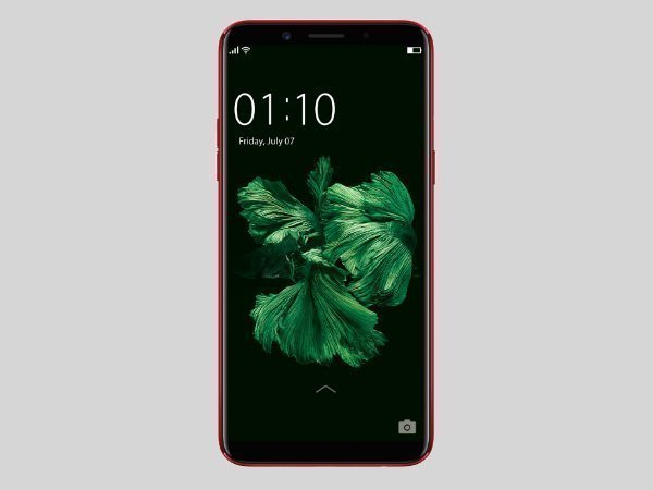 Oppo F5 Red Edition launched with 6GB RAM at Rs. 24,990