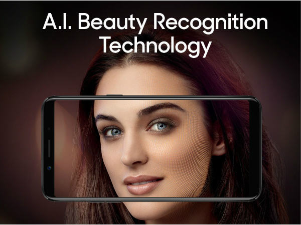 Click Natural selfies with AI powered OPPO F5's 20MP front camera