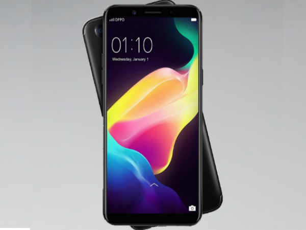 Oppo F5 with 20MP selfie camera with AI launched in India
