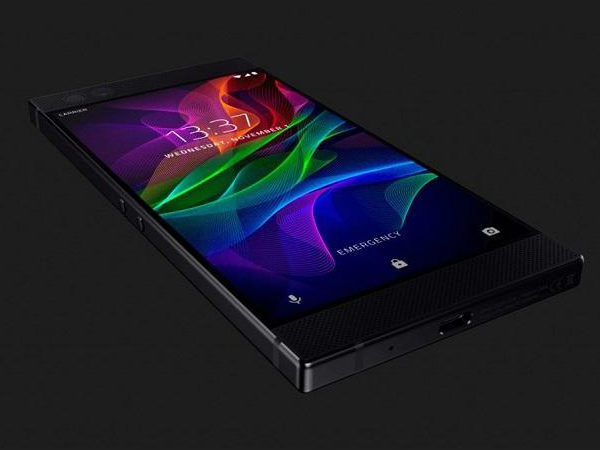 Razer announces first smartphone and upcoming IPO