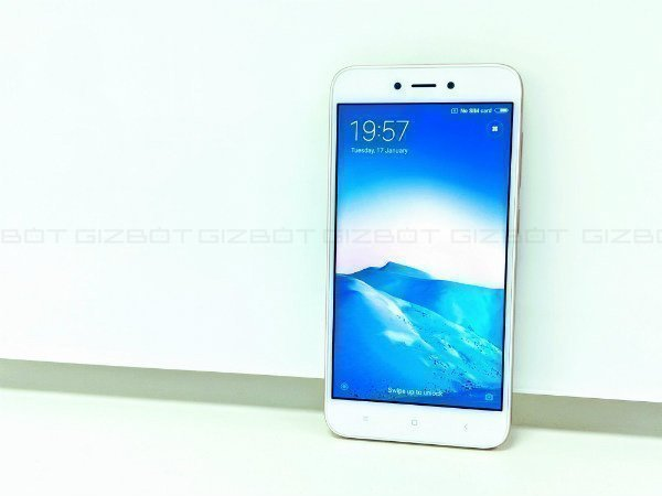 Xiaomi Redmi 5A first impressions: Compact yet loaded with features