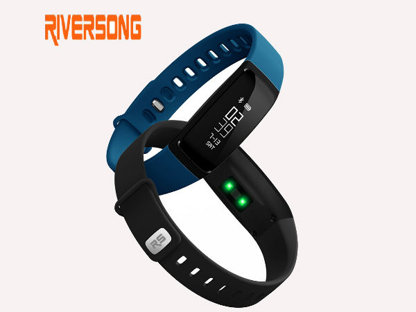 Riversong launches Wave BP and Wave FIT fitness bands in India