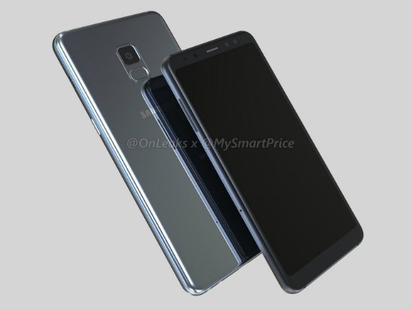 Samsung Galaxy A7 (2018) support page spotted on official website