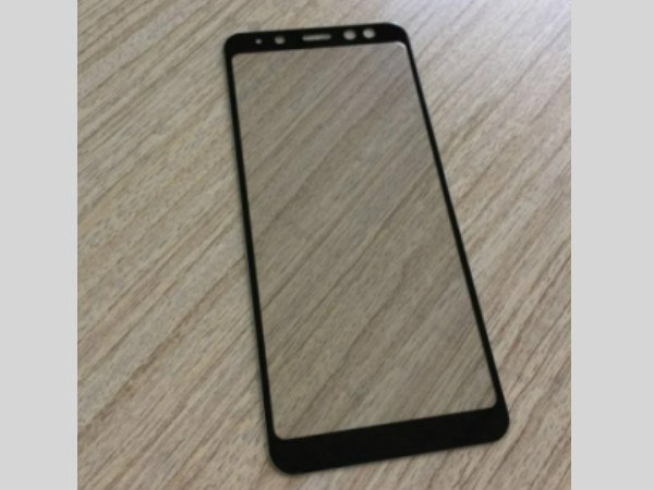 Samsung Galaxy A8 (2018) front panel leaked: Thin bezels, dual cameras
