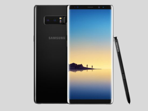 Samsung Galaxy Note 8 Enterprise Edition