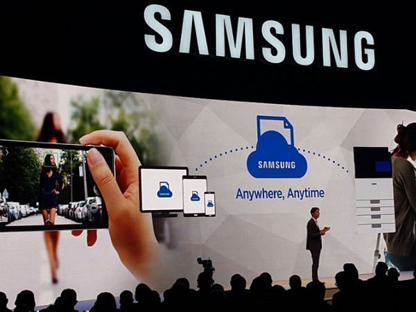 Samsung is now aiming to combine IoT Cloud with all its products
