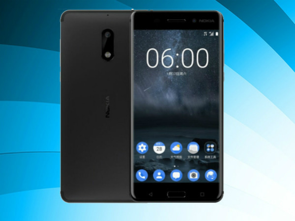 Select Nokia 6 variants receive November Security update
