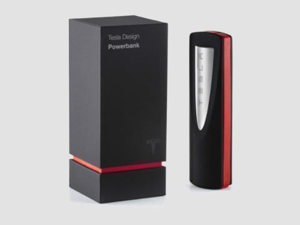 Tesla introduces power bank for Android and iOS devices