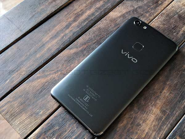 Vivo V7 First Impressions: Looks good and clicks excellent selfies