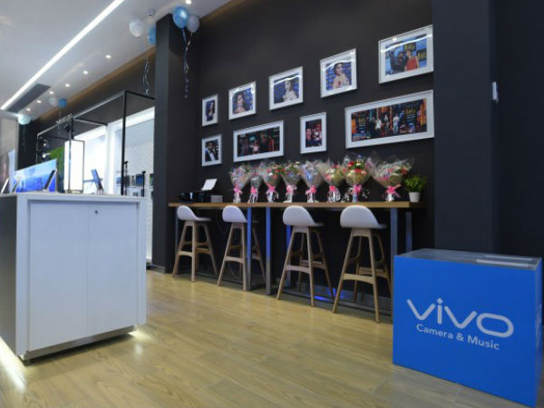 Vivo opens its first experience center in India