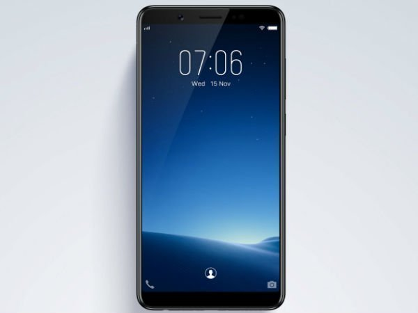 Vivo V7 with 24MP selfie camera, FullView display launched at Rs 18990
