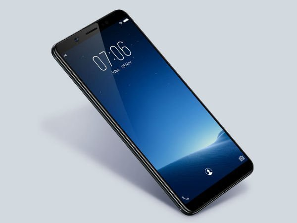 Vivo V7 with 24MP selfie camera, FullView display launched; India launch on November 20
