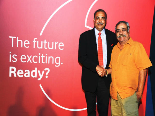 Vodafone announces new brand positioning