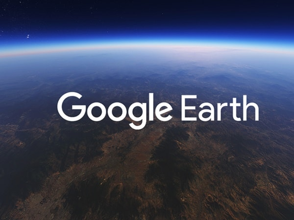 Google Earth now shows air pollution levels