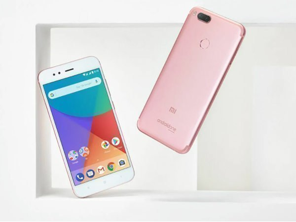 Xiaomi Mi A1 Rose Gold color variant to go on sale from midnight