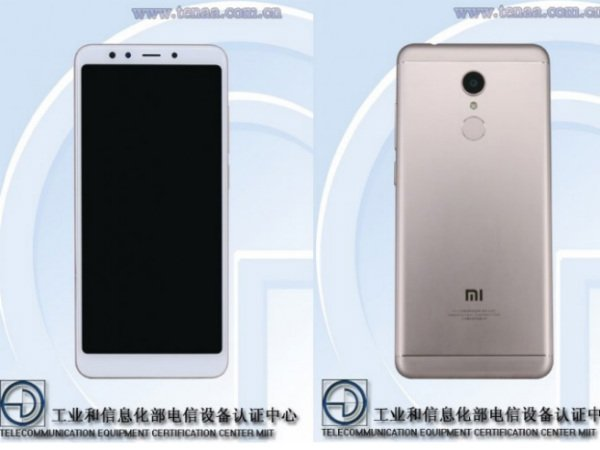 Xiaomi Redmi 5 stops by TENAA prior to December 7 launch