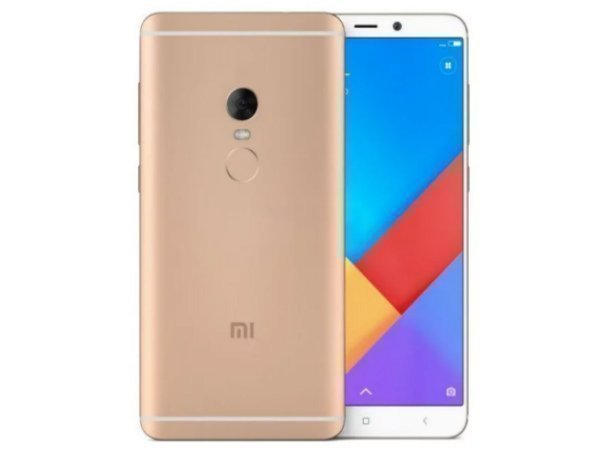 Xiaomi Redmi Note 5 gets listed online; to cost Rs. 13,000