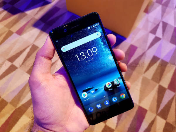 Nokia 6, Nokia 8 available at up to Rs. 2,500 cashback on Amazon India