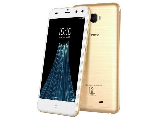 Ziox Duopix F1 with dual selfie cameras goes official at Rs. 7,499