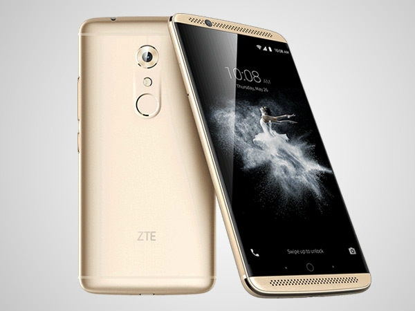 ZTE Axon 7's successor is on the way; may launch in Q1 2018