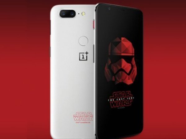 OnePlus 5T Star Wars Edition to cost ₹38999