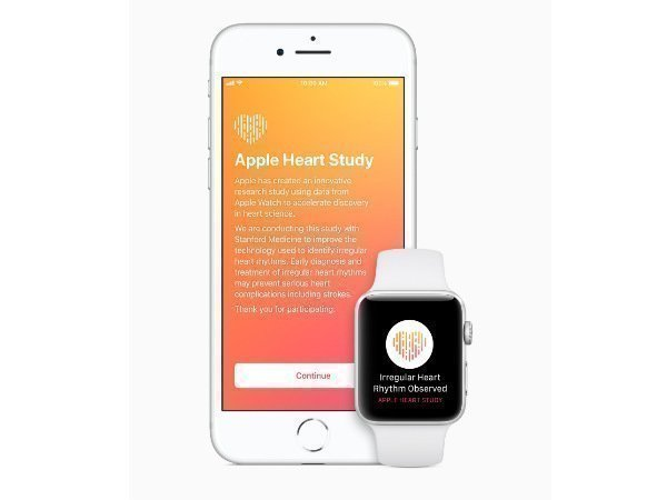 Apple launches Apple Heart Study app to identify irregular heart rate