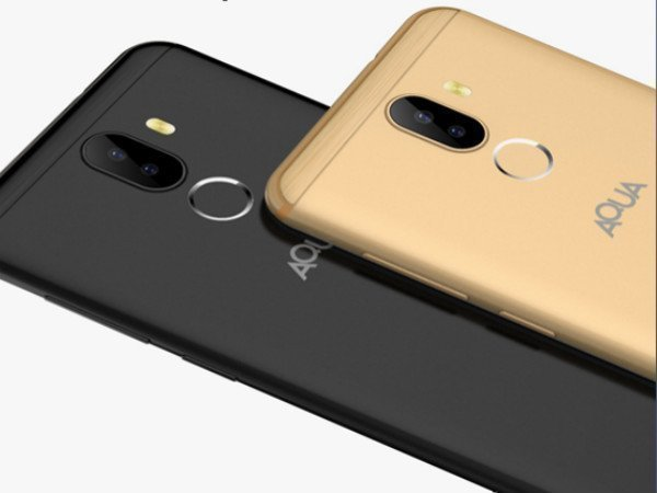 Aqua Jazz with dual rear cameras goes official at Rs. 5,999