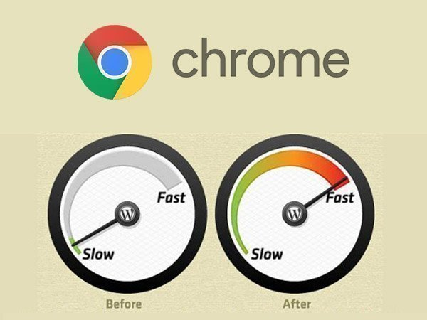 Check your website loading speed with Google Chrome browser