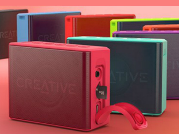 Creative Muvo 1c and Chrono Bluetooth speakers launched in India