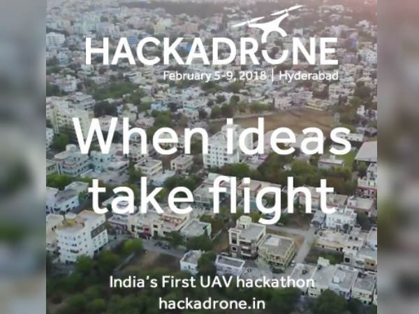 Cyient to host India's first drone hackathon