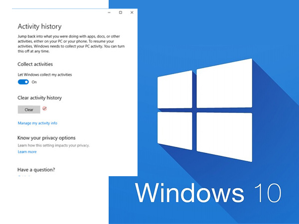 Do you know how to track your PC activity in Windows 10