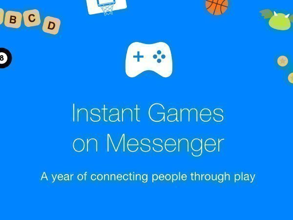 Facebook to bring live streaming and video chats to Instant Games in Messenger