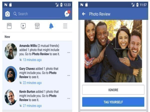 New Facebook face recognition tools to help you manage identity